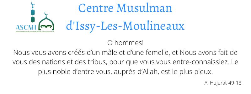 La mosquée d'Issy Les Moulineaux
